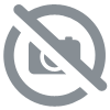 MOSAIQUE SERIE UNIT 5X5 FOUR CREME MAT SUR FILET 0030 2706-CT10 DIMENSION DA LA PLAQUE 30X30